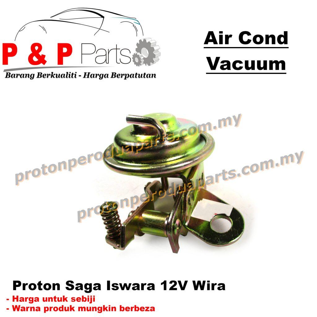 Air Cond Vacuum Actuator Carburetor - Proton Saga Iswara 12V Wira 1.3 1.5