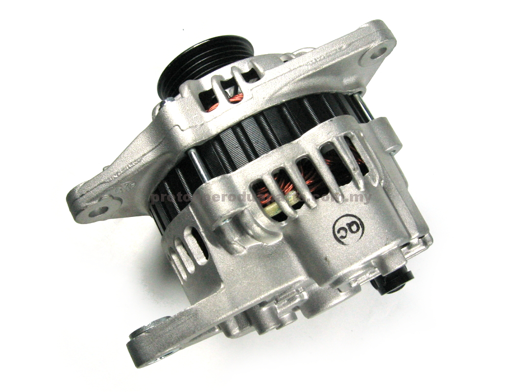 Alternator for Proton BLM FL FLX Persona (With Clutch Pulley) (RECOND)