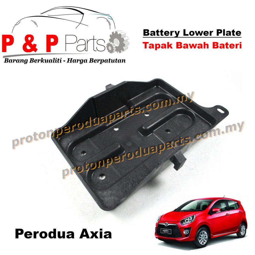 Battery Lower Plate Plastik Lapik Bateri For Perodua Axia - NEW