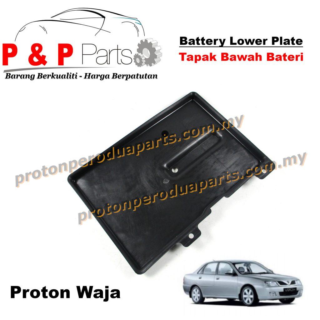 Battery Lower Plate Plastik Lapik Bateri For Proton Waja - NEW