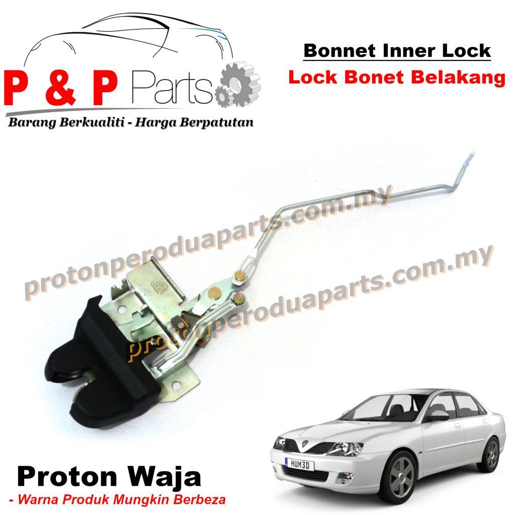 Rear Bonnet Inner Lock Belakang Bonet For Proton Waja - NEW