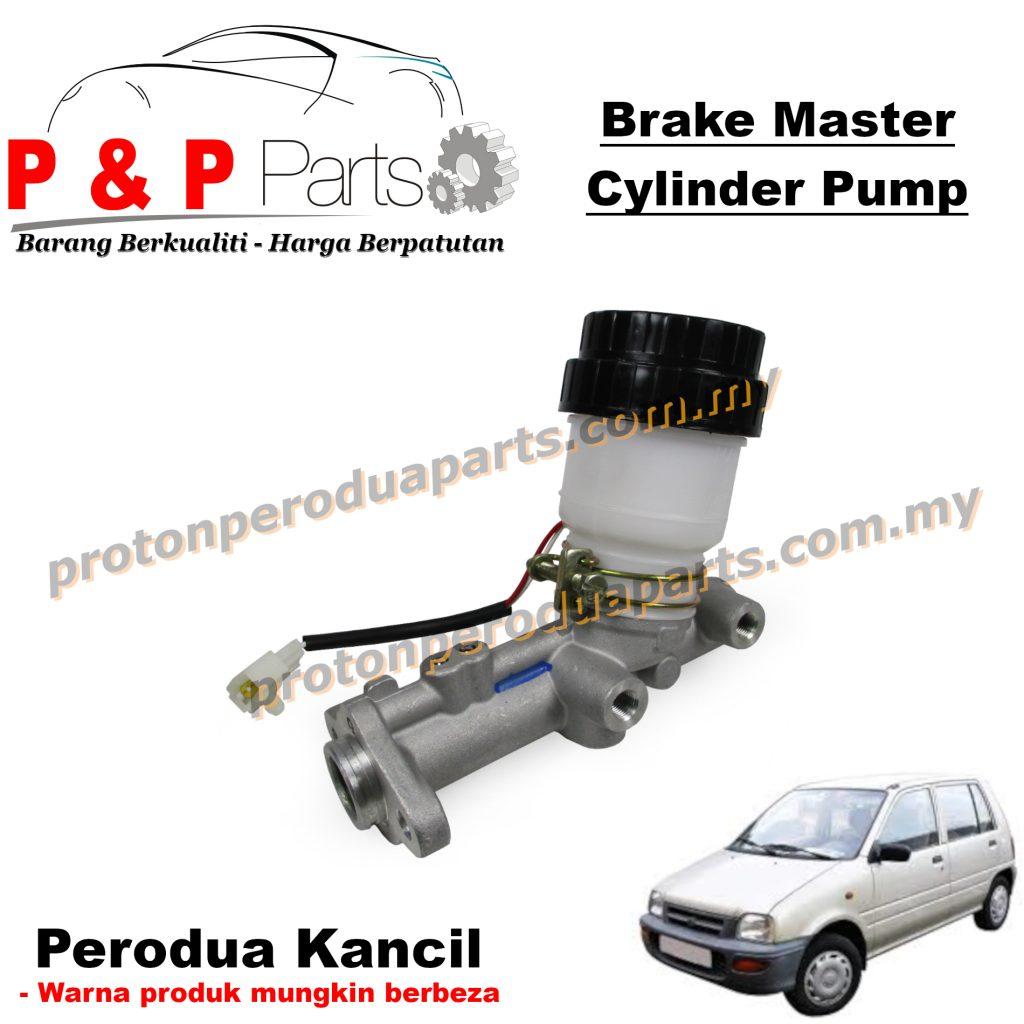 Brake Master Cylinder Pump For Perodua Kancil 660 850