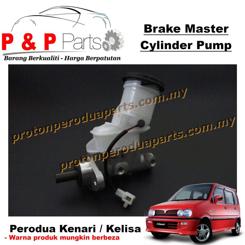 Brake Master Cylinder Pump for Perodua Kenari Kelisa