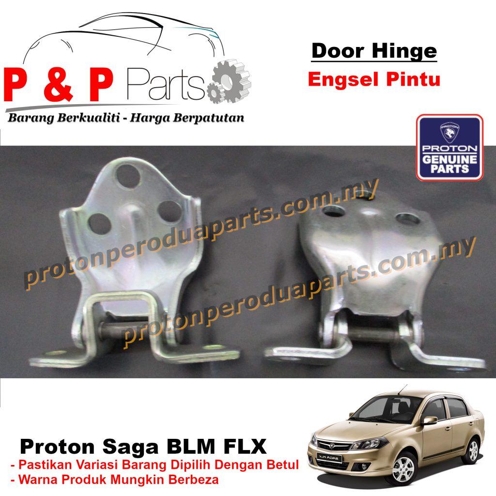 Door Hinge Engsel Pintu For Proton Saga BLM FL FLX - 2 biji