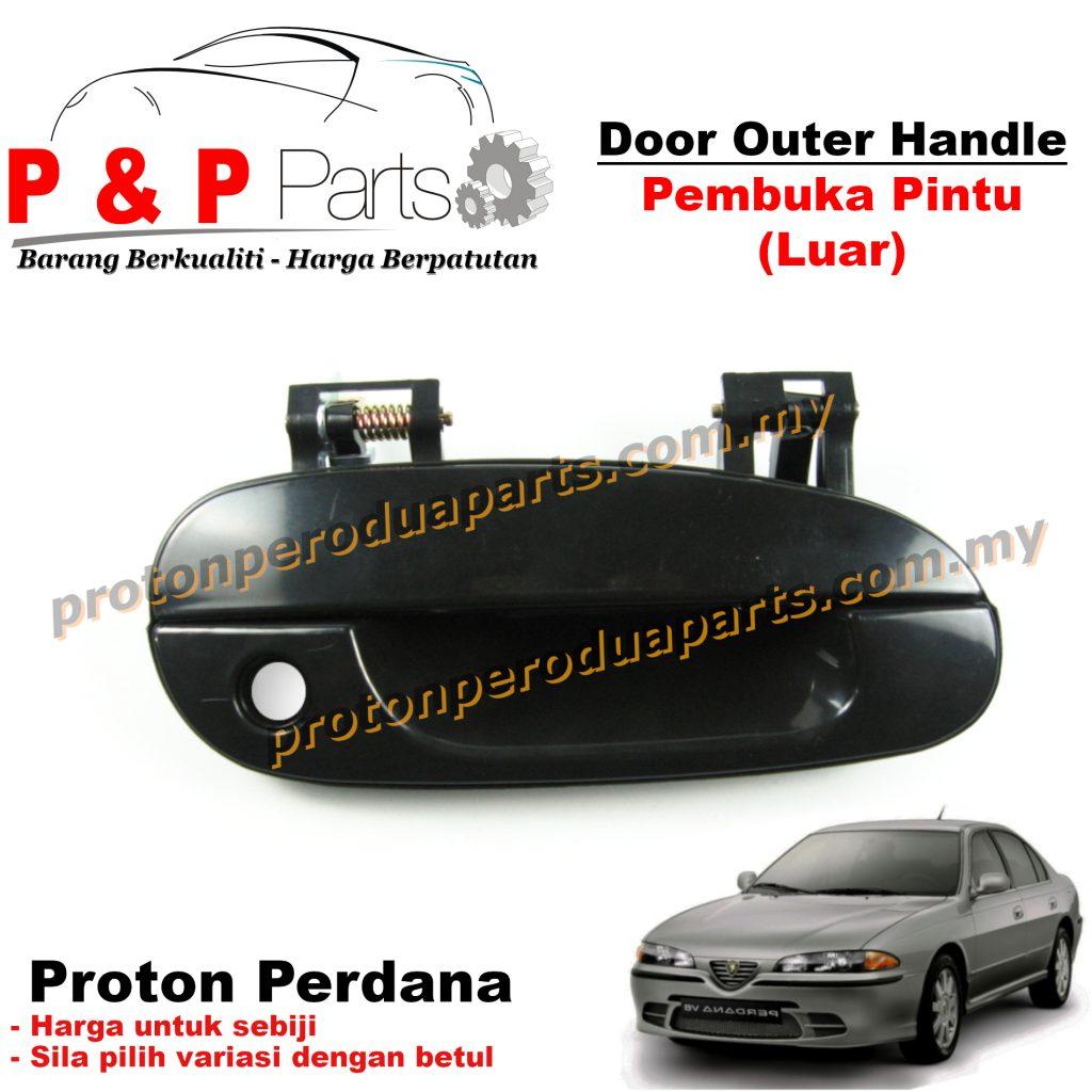 Door Outer Handle Pembuka Pintu Luar -  Proton Perdana E54 E55