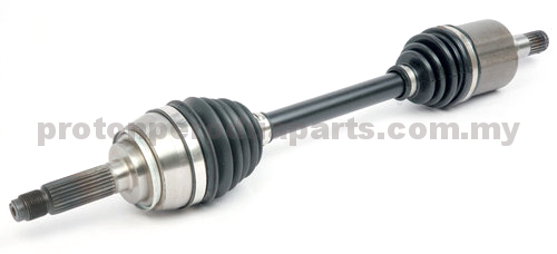Drive Shaft For Proton Wira 1.3 1.5 Satria 4G13 4G15 - 1 Year Warranty