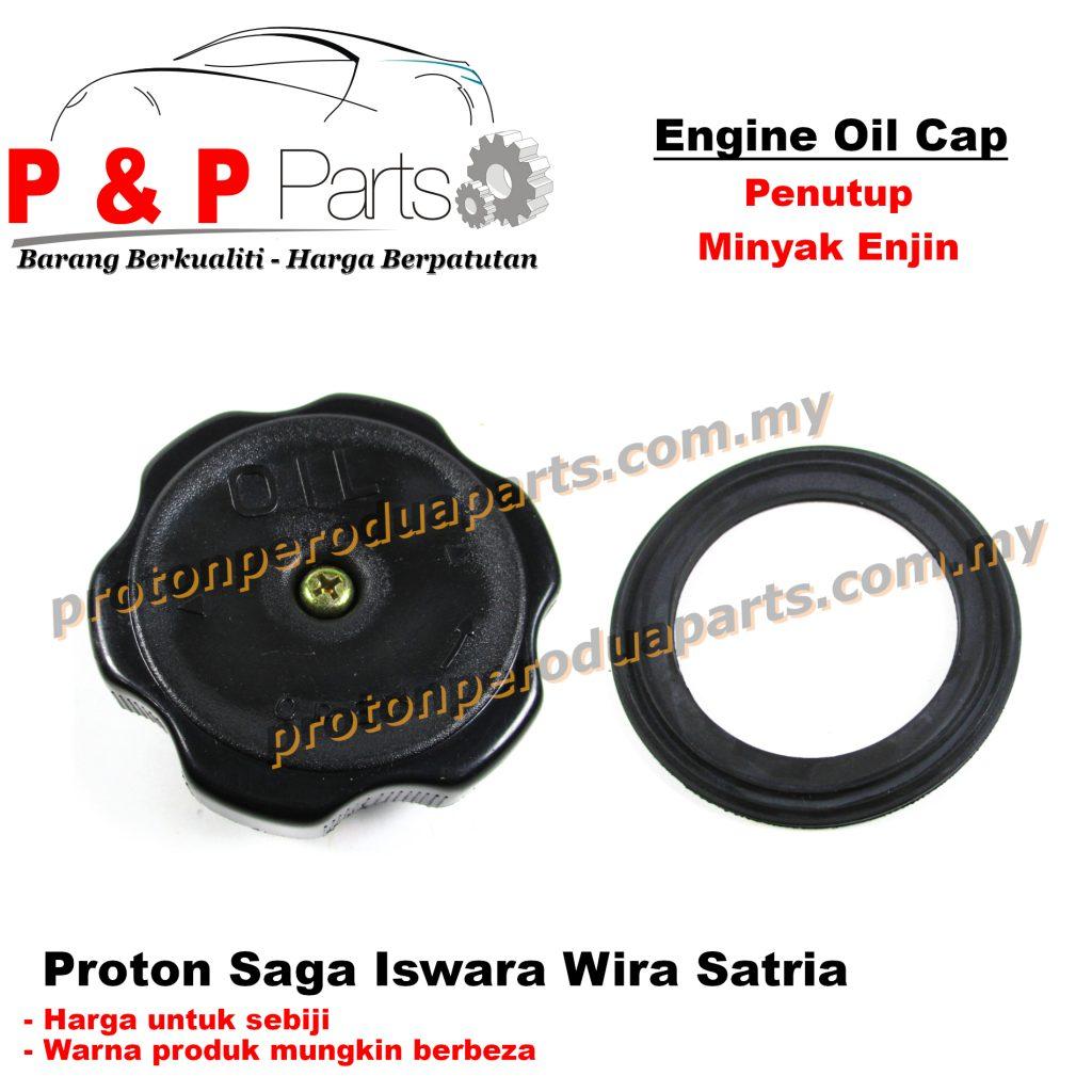 Engine Oil Cap Penutup Minyak Enjin - Proton Saga Iswara Wira Satria