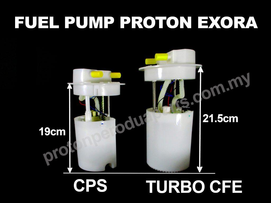 Fuel Pump Pam Minyak  Petrol for Proton Exora