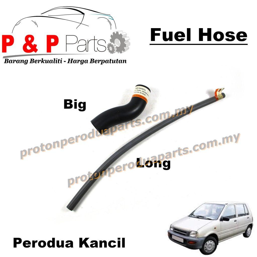 Fuel Petrol Tank Hose Hos Minyak - Perodua Kancil 660 850