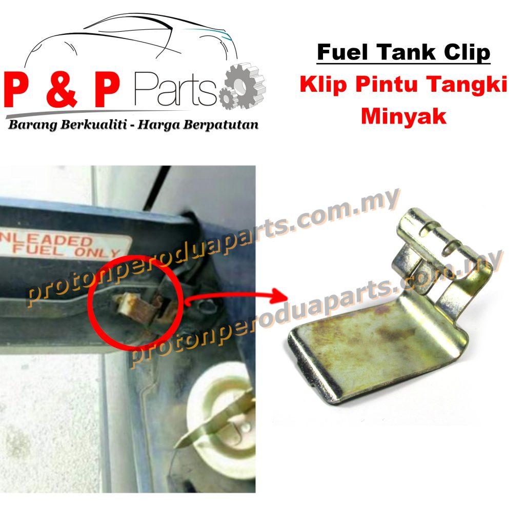 Fuel Tank Clip / Spring - Klip Pintu Tangki Minyak For Perodua Kancil Kenari