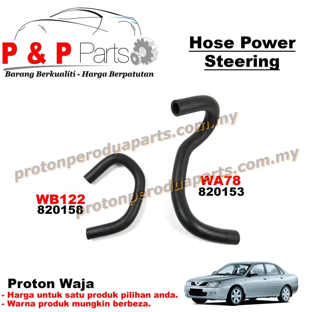 Hose Power Steering Tank Tangki Hos - Proton Waja 1.6
