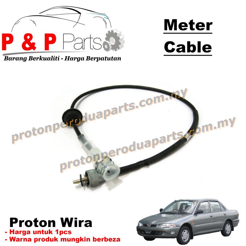 Meter Speedo Cable - Proton Wira 1.3 1.5