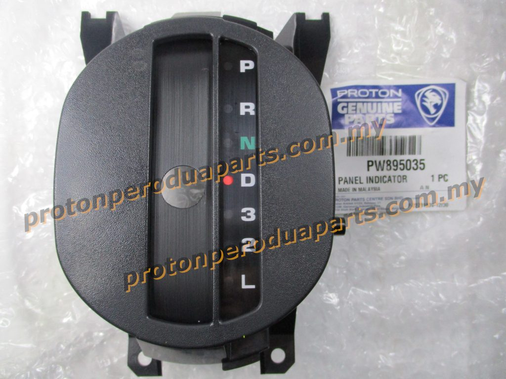 Automatic Gear Shift Indicator Panel For Proton BLM OLD AUTO Original Proton PW895035