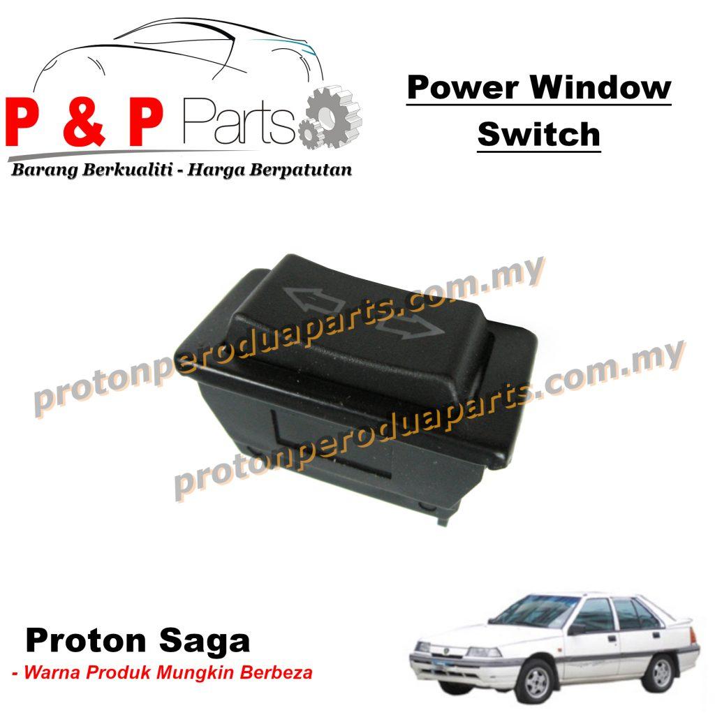 Power Window Switch Suis Cermin Tingkap - Proton Saga Iswara - 5 PIN