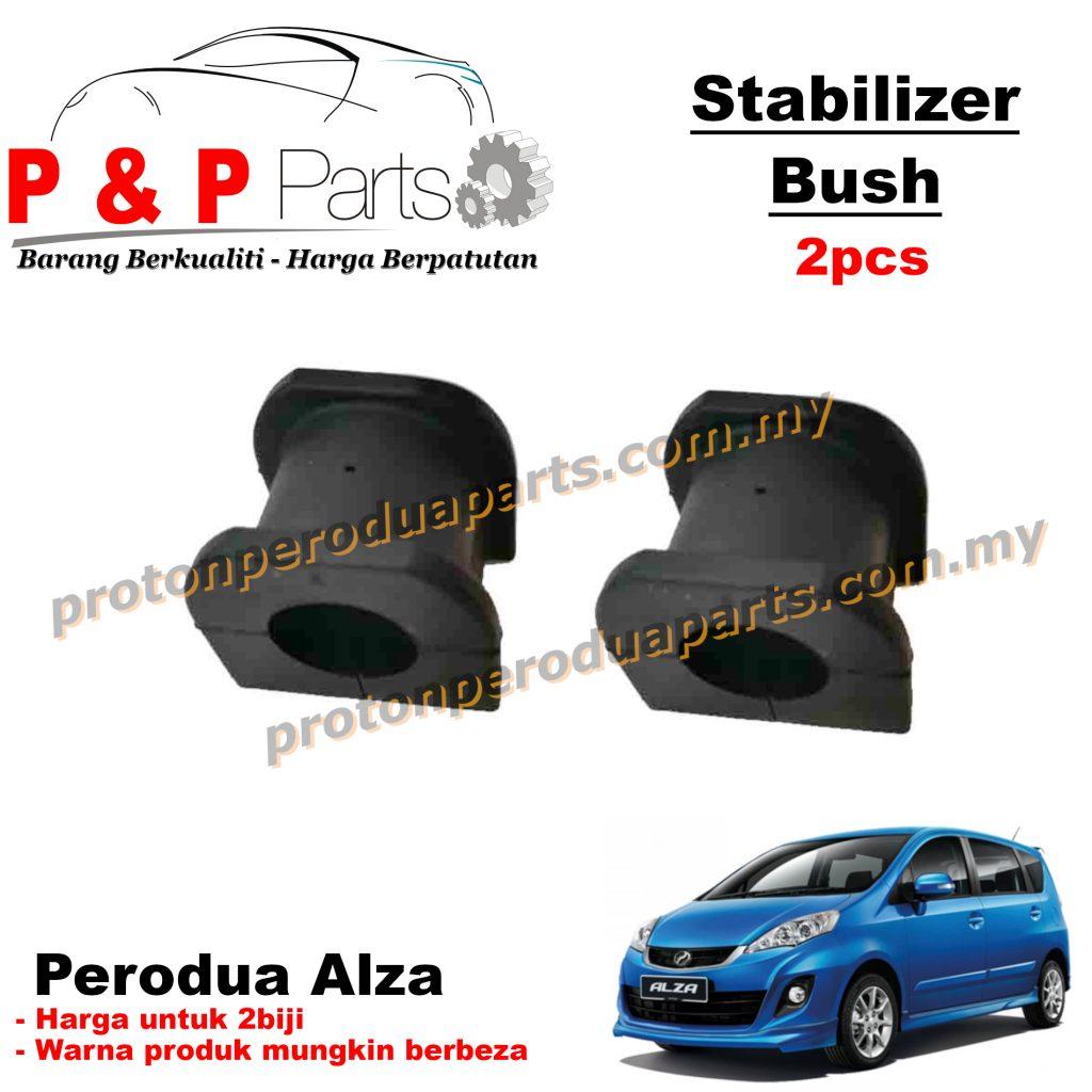 Front Stab Bush Stabilizer Bar Bush - Perodua Alza - 2pcs