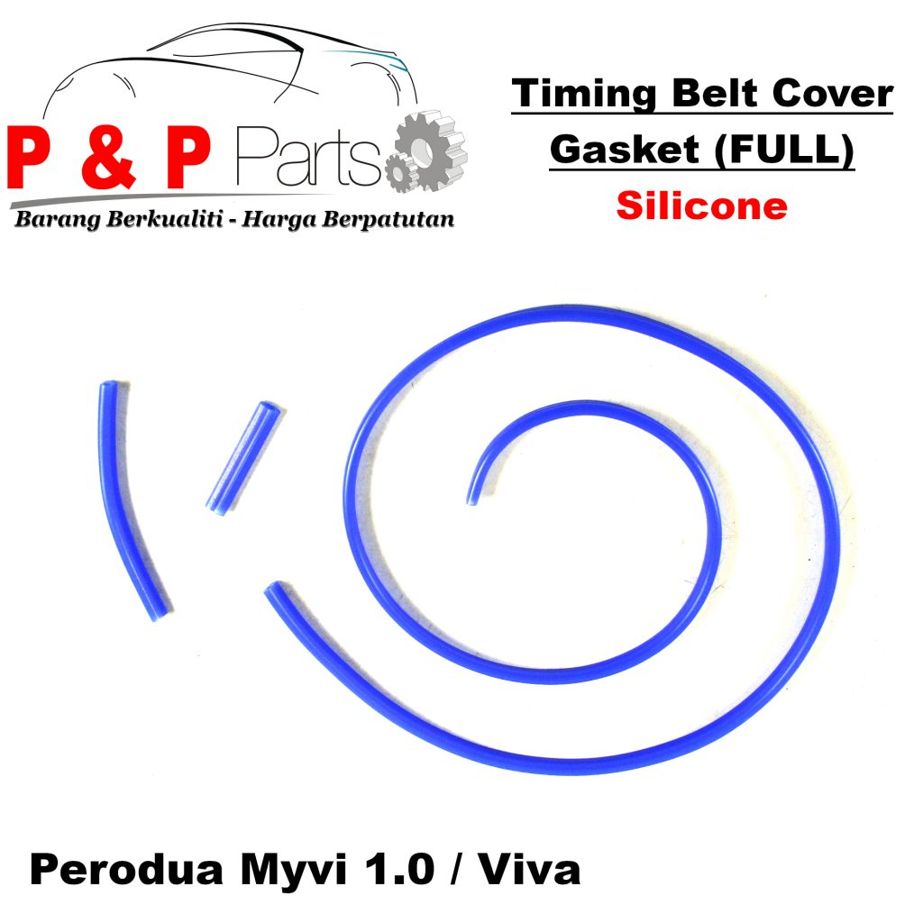 Timing Belt Cover Gasket Silicone For Perodua Myvi Viva 1.0