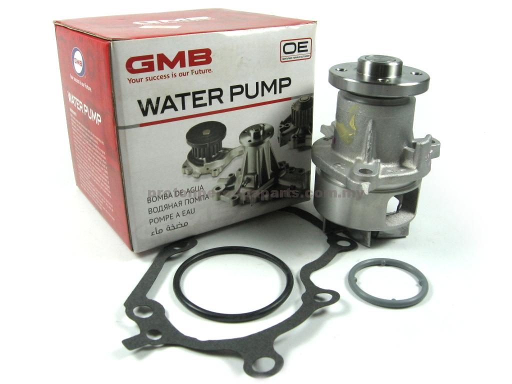GMB Water Pump for Perodua Kenari Kelisa Viva 1.0 Myvi 1.0