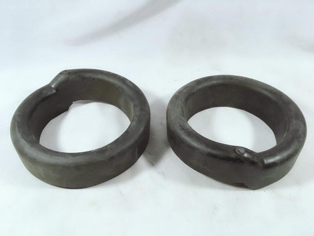 Front / Rear Coil Spring Rubber Getah Pelapik Spring Depan Belakang For Perodua Kenari Kelisa ( 2 PIECES )